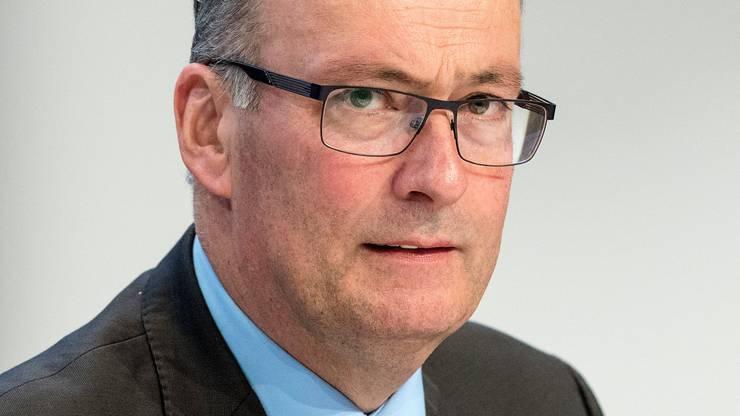 Markus Ritter, CVP-Nationalrat St. Gallen (Bild Peter Schneider, Keystone)