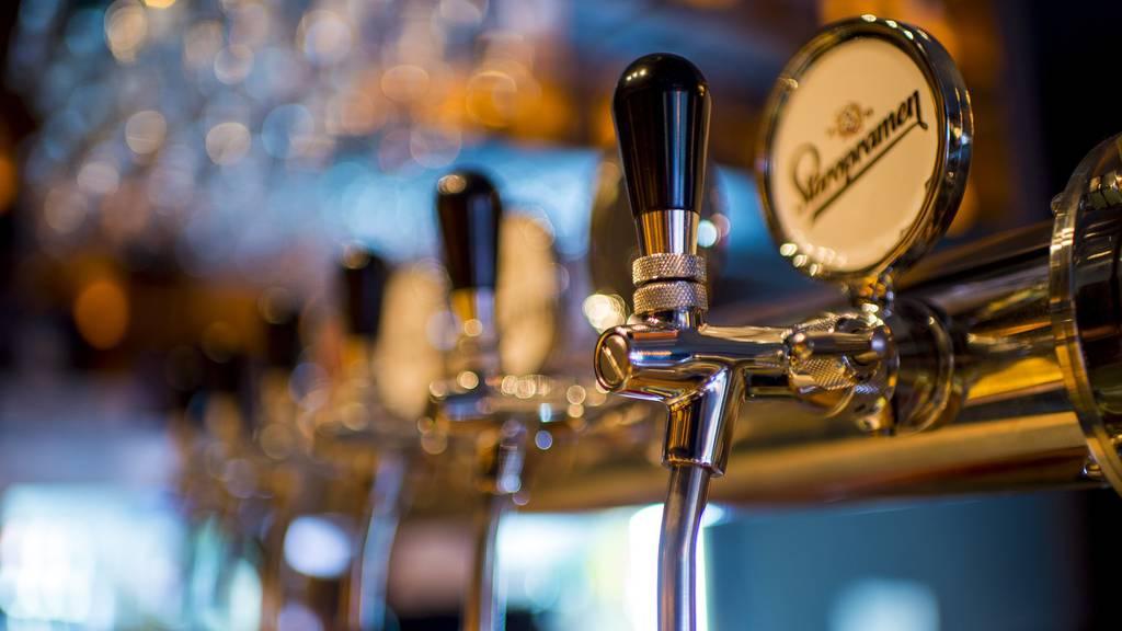 Das erste Bier Hotel der Welt
