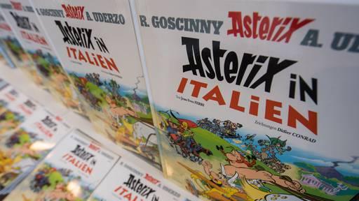 Teste dein Wissen über Asterix und Obelix