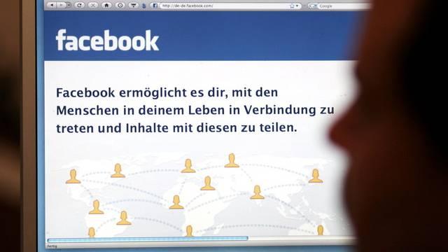 Facebook ist seit dem 15.März für Mitarbeiter freigegeben.