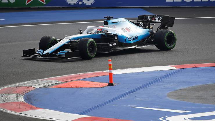 Letztes Formel-1-Cockpit für 2020 vergeben: Neben George Russell (Bild) wird der Kanadier Nicholas Latifi im kommenden Jahr einen Williams pilotieren