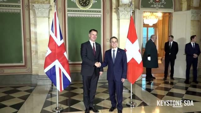 Schweiz will nach Brexit Kontakt zu Grossbritannien intensivieren