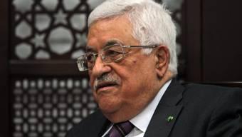 Mahmud Abbas überraschte zum Holocaust-Gedenktag (Archiv)