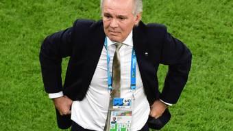 Alejandro Sabella tritt als Coach von Argentinien ab