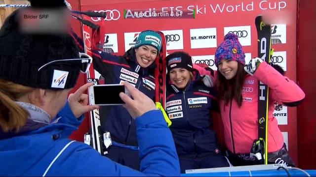 Doppelsieg in St. Moritz