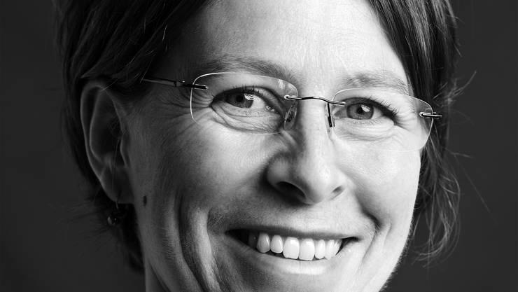 Regina Schmid, Leiterin Kontaktstelle Selbsthilfe Kanton Solothurn.