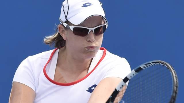 Romina Oprandi wird fürs Fedcup-Team nachnominiert