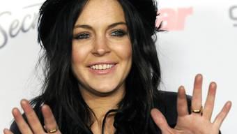Lindsay Lohan hat sich nicht im Griff (Archiv)