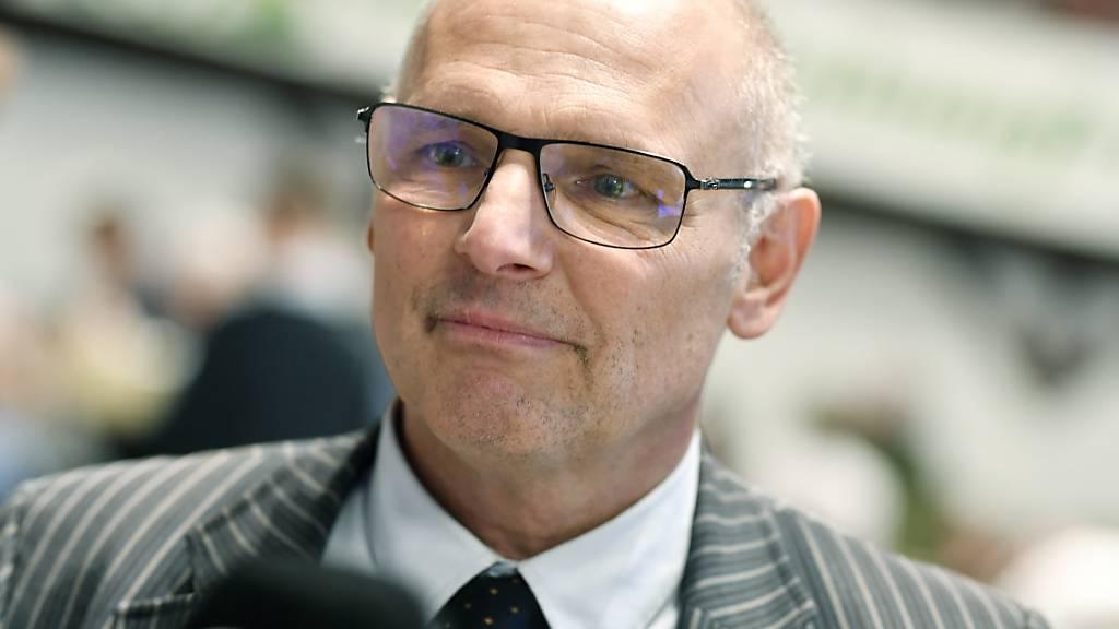 Zürcher Nationalrat Heer steigt ins Rennen ums SVP-Präsidium