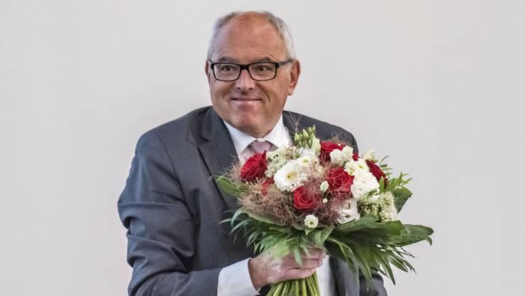 Auch das Ersatzdatum des Landratspräsidentenfest zu Heinz Lerfs Ehren fällt Corona zum Opfer.