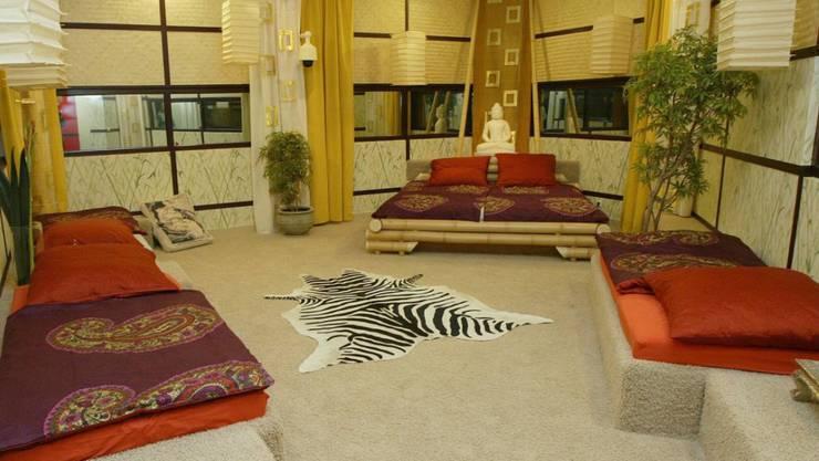 Blick in das Schlafzimmer eines TV-Show: Der Hauseigentümerverband will die Untermiete einschränken, um Mietern beizukommen, die ihre Wohnungen zu hohen Preisen auf Airbnb anbieten. (Archivbild)