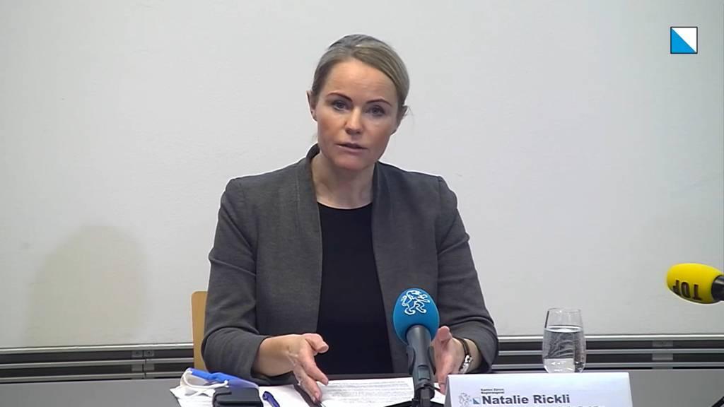 Komplette Pressekonferenz des Kantons Zürich vom 21. Dezember 2020