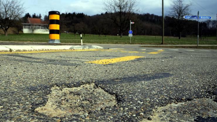 Für den Unterhalt ihrer Strassen erhalten nun auch die Gemeinden Beiträge aus dem Strassenfonds.
