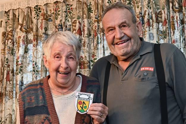 Margrit und Jakob Soland aus Rohr