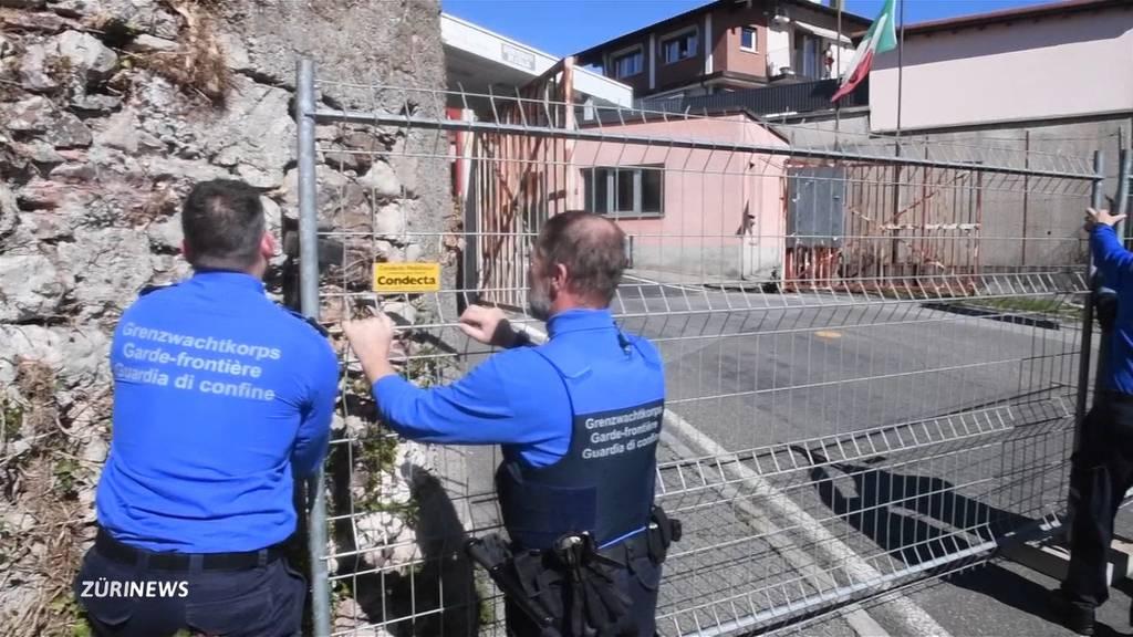 Coronavirus: Bund sieht von Schliessung der italienischen Grenze ab