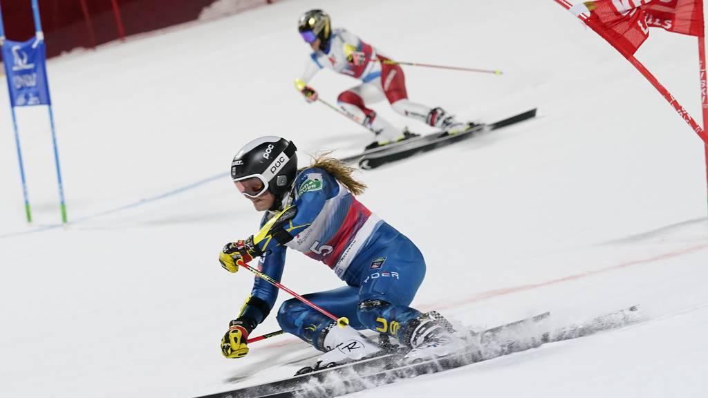 Vlhova gewinnt Parallel-Rennen ++ Platz drei für Lara Gut-Behrami