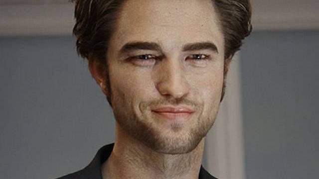Neu steht auch Robert Pattinson im Wachsfigurenkabinett in London