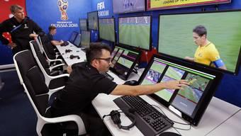 An der WM wurde bewiesen, dass der Videobeweis funktioniert.