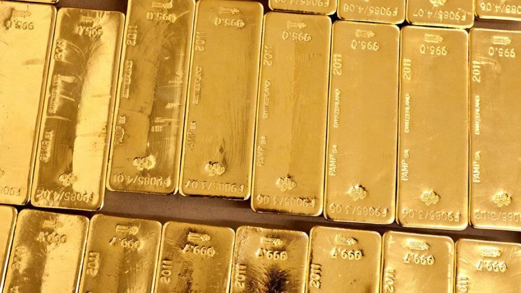 Ob in dem Zug tatsächlich Gold ist, weiss bisher kein Mensch. (Symbolbild)