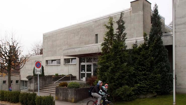 Der Betrieb der Primarschule in Rickenbach läuft bestens. Archiv