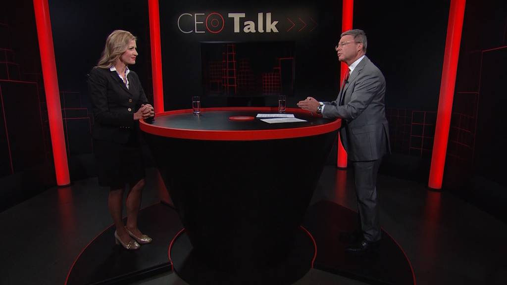 «CEO Talk» mit Olga Feldmeier von Smart Valor