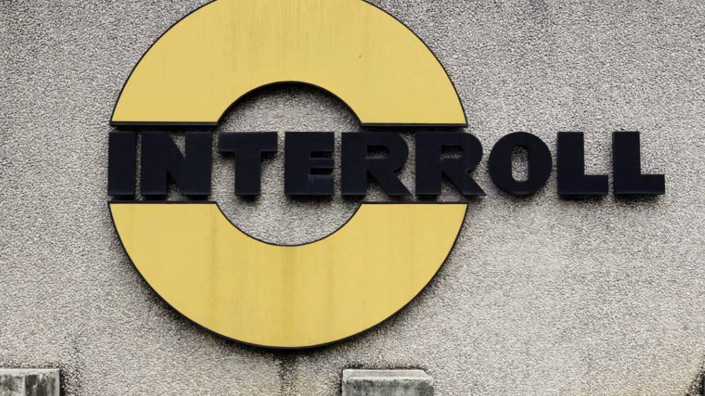 Interroll steigert Umsatz deutlich. (Archiv)
