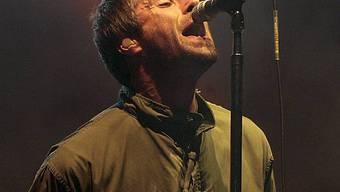 Liam Gallagher kann die Attacken gegen seinen Bruder Noel nicht lassen (Archiv)