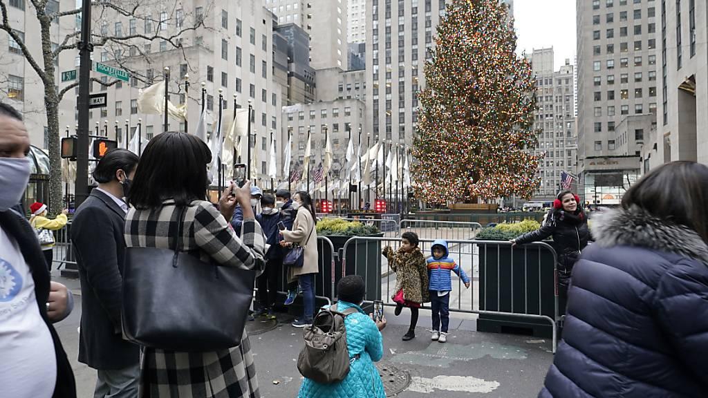 New Yorks Vorsatz: Wieder Weltstadt werden