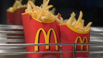 McDonald's Schweiz erhält eine neue Führung (Symbolbild)