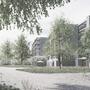 Das Siegerprojekt aus dem Architekturwettbewerb heisst «Der Himmel ist grün». Wer das neue Alterszentrum bauen und zahlen soll, wird noch entschieden.
