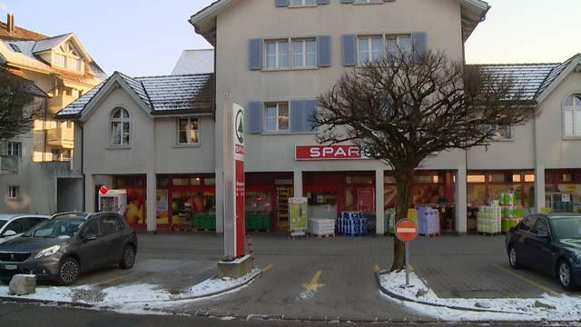 Überfall auf Spar in Bonstetten