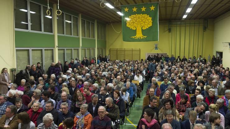 Postulat oder Motion? An der Gemeindeversammlung können Bürger ihre Anliegen einbringen.