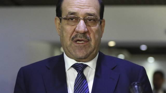 Nuri al-Maliki ist seit 2006 im Amt und möchte wiedergewählt werden