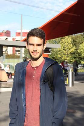 Joel Wanner, 22, Bachenbülach