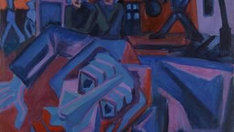 Max Sulzbachner im Kunstmuseum Basel