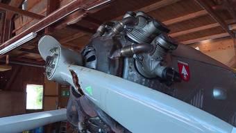 Eine historische Maschine des Grenchner Flugvereins erlitt am Wochenende eine Bruchlandung. Die Reparatur ist extrem aufwändig.
