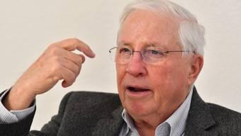 «Willi Ritschard war ein gescheiter Mensch, der wusste, wie man mit den Leuten sprechen musste, damit sie verstanden, worum es ging», sagt alt Bundesrat Christoph Blocher im Interview mit dieser Zeitung.