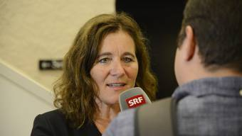 Franziska Roth (SP) hat am Sonntag 1922 Stimmen geholt.