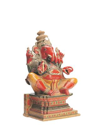 Hindugott Ganesha