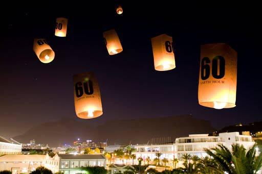 Das offizielle internationale Promo-Video der WWF für die Earth Hour 2012