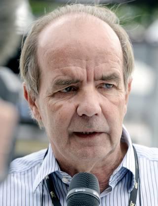 «Die Idealisten, die Musikfans unter den Veranstaltern, die das Programm mit Herzblut und Leidenschaft gestaltet haben, sind bald weg»: Veranstalter André Béchir (67).