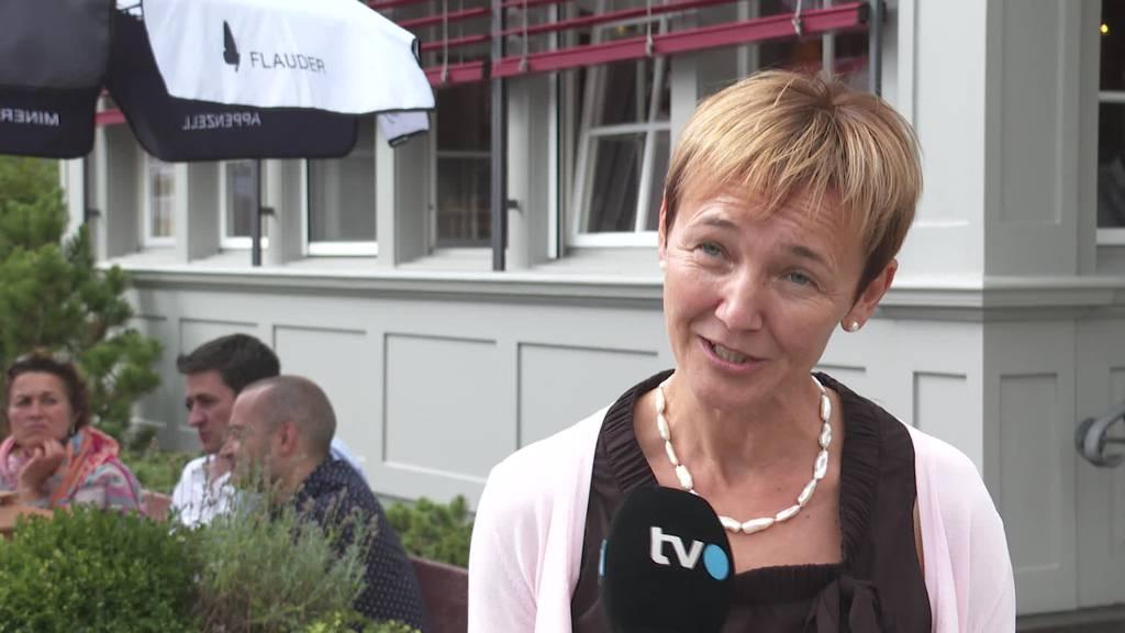 Neue Statthalterin: Monika Rüegg Bless wird Regierungsrätin