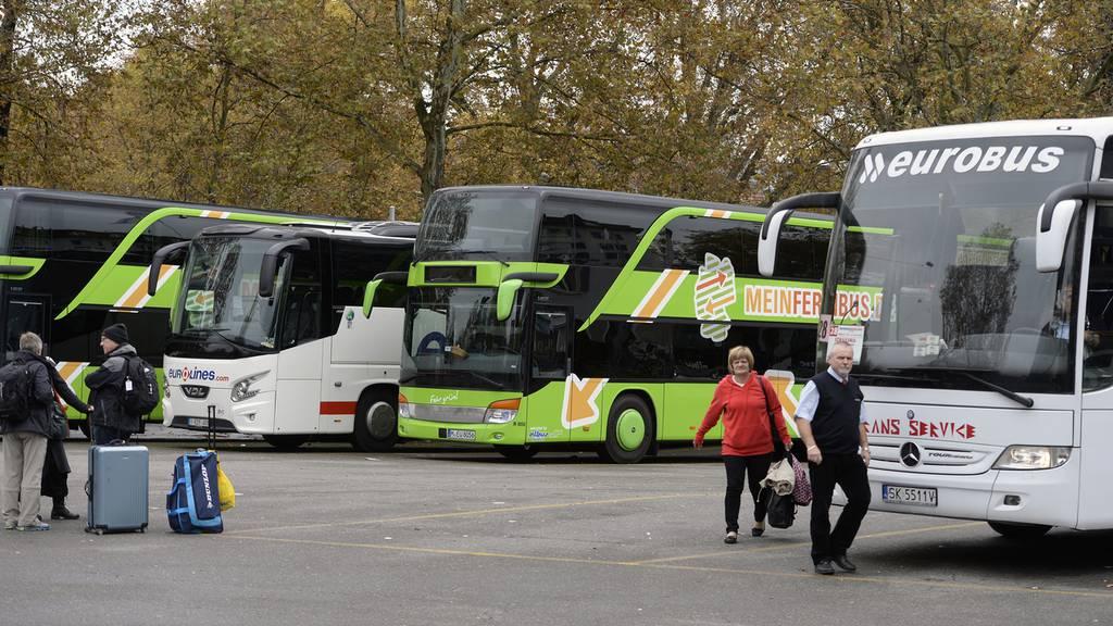 Anhörung zu Schweizer Fernbussen läuft