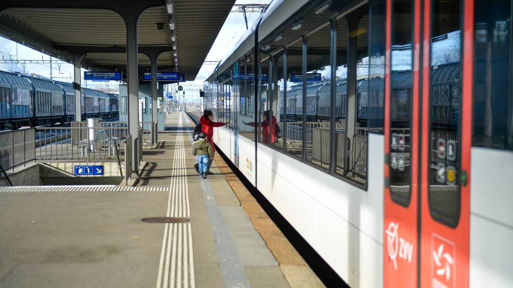 Bahnverkehr im ersten Quartal um fast zehn Prozent eingebrochen