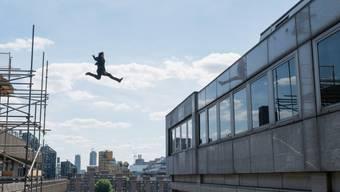 """Der Agententhriller """"Mission Impossible - Fallout"""" hat am Wochenende vom 2. bis 5. August 2018 am meisten Besucher in die Schweizer Kinos gelockt. (Archiv)"""