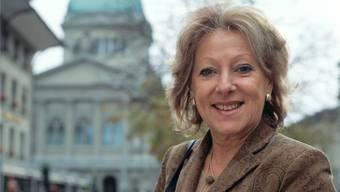 Christiane Langenberger in einer Aufnahme von 2002.