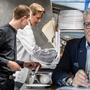 Gastro-Präsident Peter Oesch blickt dem Herbst besorgt entgegen.
