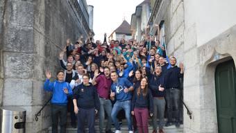 Rund 70 Delegierte aus dem ganzen Kanton fanden sich in Solothurn ein.