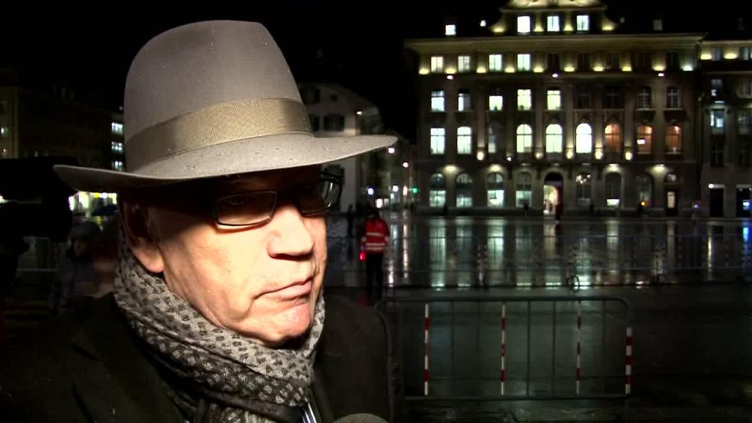 Otto Ineichen ist überzeugt, dass bei diesen Bundesratswahlen alles beim Alten bleibt