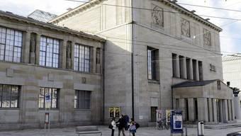 Das Zürcher Kunsthaus (Archiv)